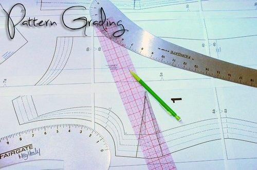 Pattern grading method