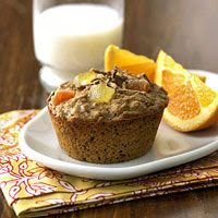 Maple Bran Muffin