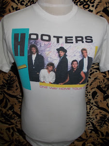 VTG THE HOOTERS 1987