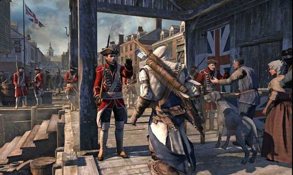 AC3 provided impressive, densely populated environments