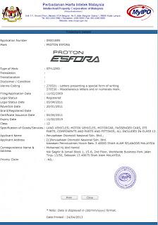 proton esfora