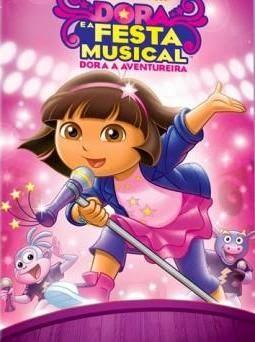 Dora a Aventureira: Dora e a Festa Musical Online Dublado