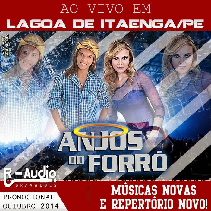[BAIXAR] Anjos Do Forró - Promocional De Outubro - 2014