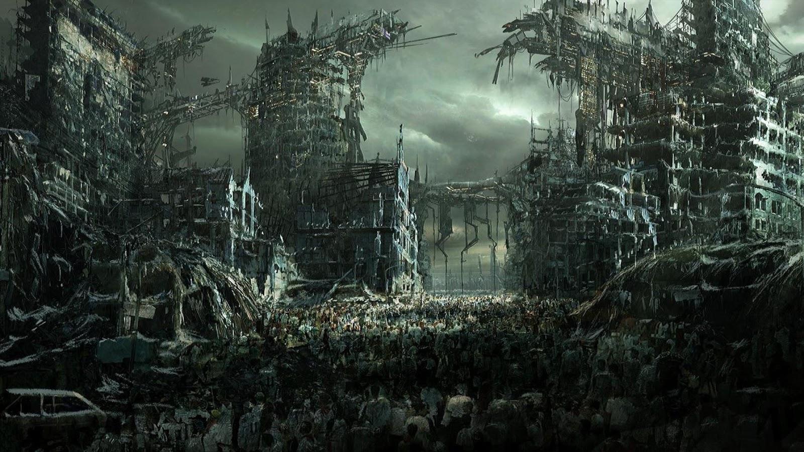 """• """"Cuando oyerais de guerras y de rumores de guerras, cuando Jerusalén esté rodeada de ejércitos..."""" Apocalipsis+Nuclear"""