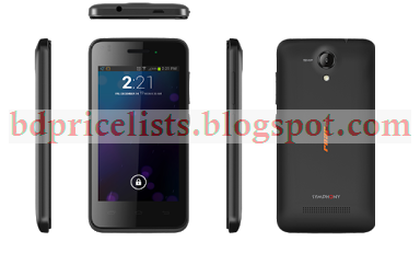 Symphony roar V25 Full Specifications And price IN Bangladesh