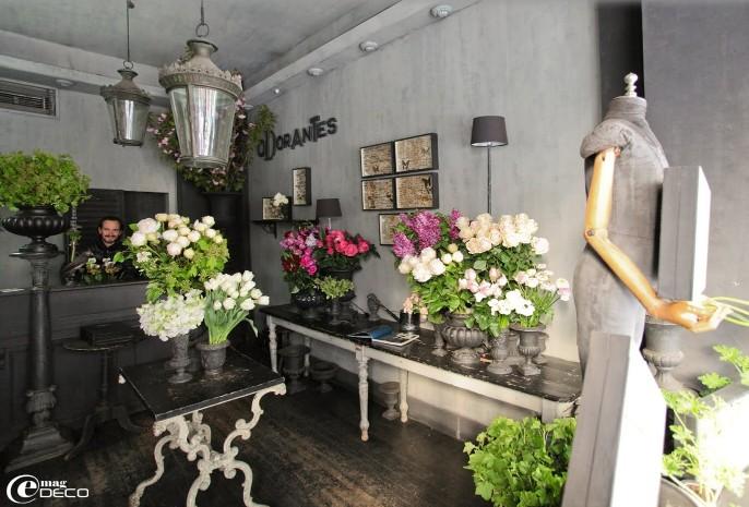 Odorantes a parisian florist fresh home improvement - Boutique de decoration paris ...