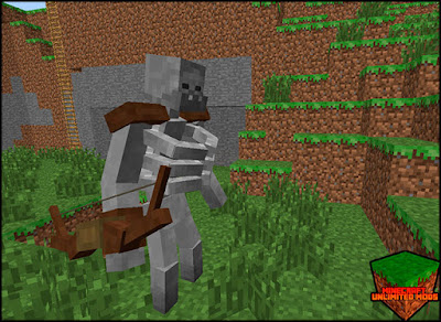 Mutant Creatures Mod skeleton
