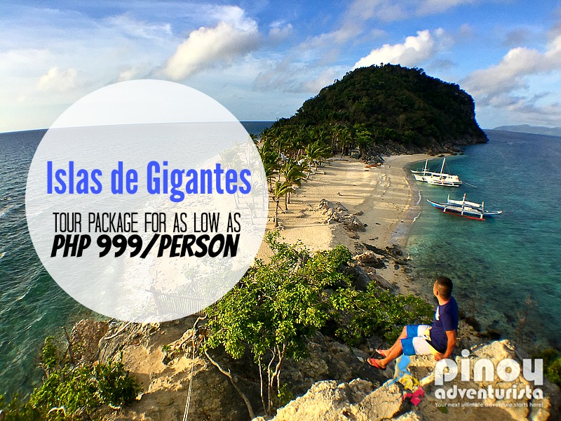 Gigantes Island Tour Package