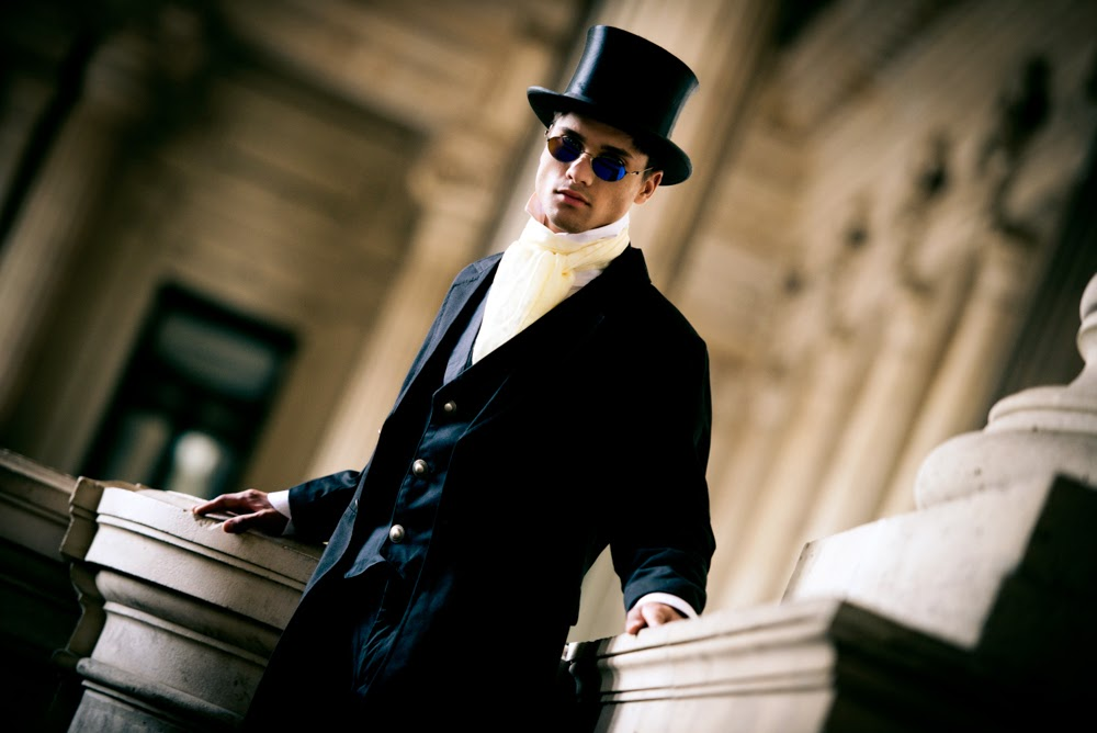 Dracula Portrait, enstanden in Brüssel