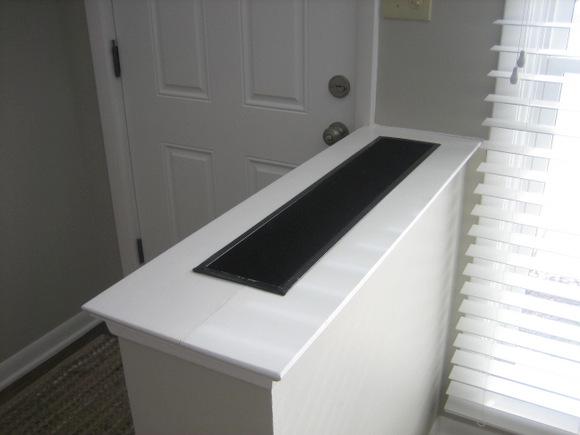 Foyer Planter Box : Diy playbook upcycled planter box