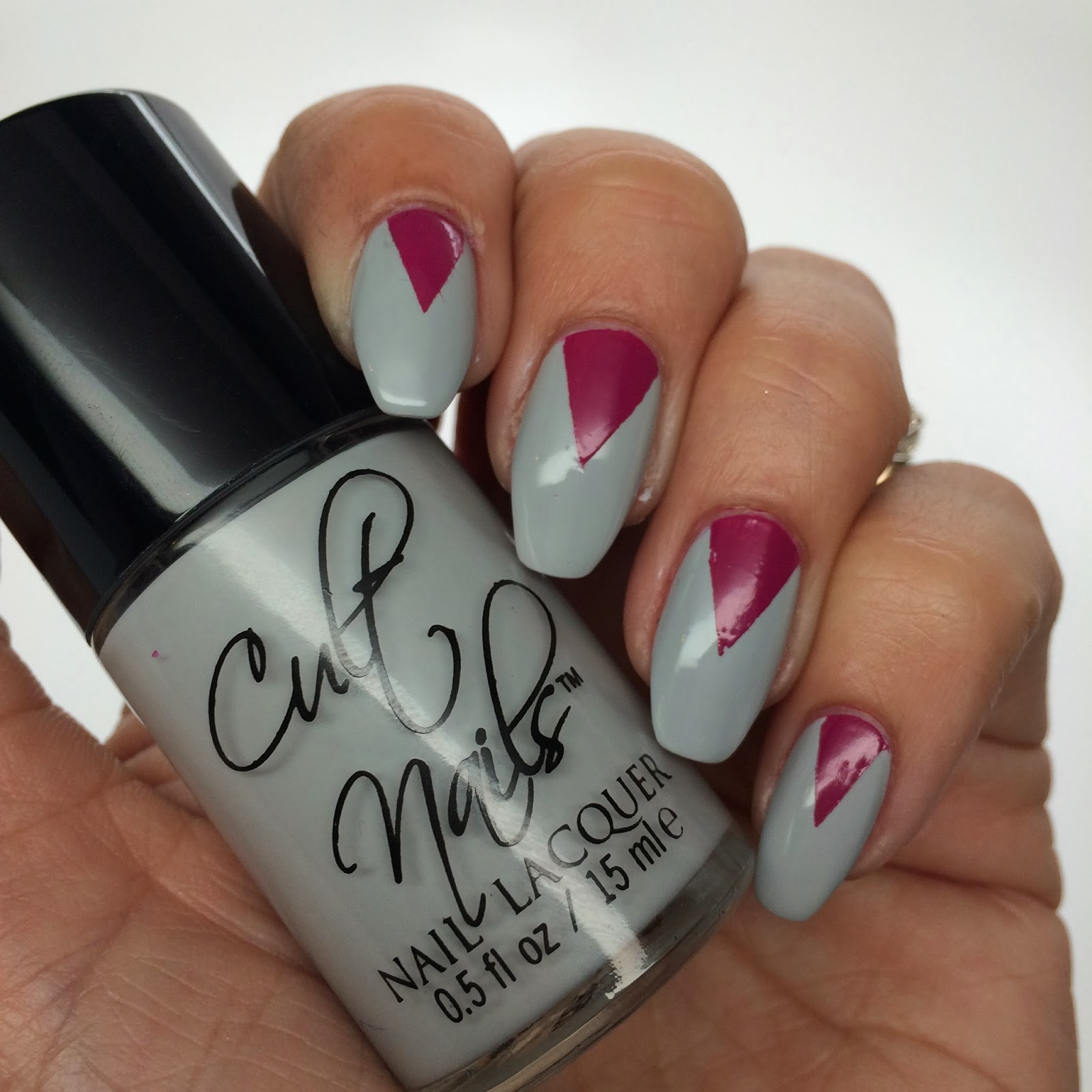 Hot nail trends for AutumnWinter 2014  Cosmopolitancom