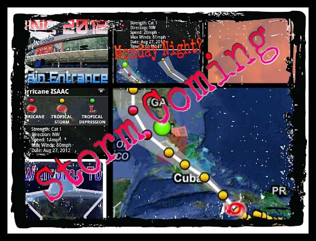 Hurricane Isaac Insurance Claim, Tropical Storm Isaac, Hurricane Isaac
