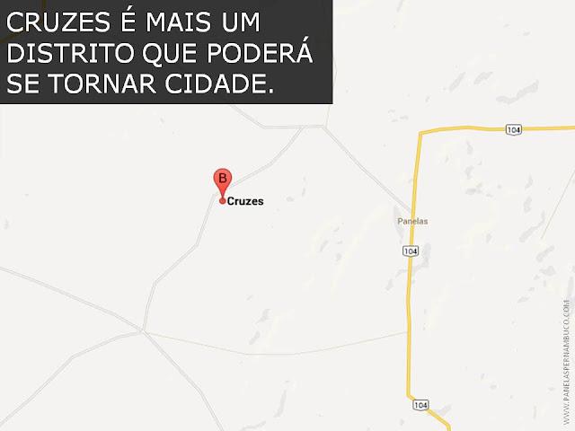 Pernambuco poderá ganhar 24 novas cidades