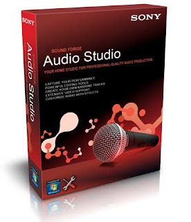 lancamentos Download   Sound Forge Audio Studio v10 + Keygen (2011)