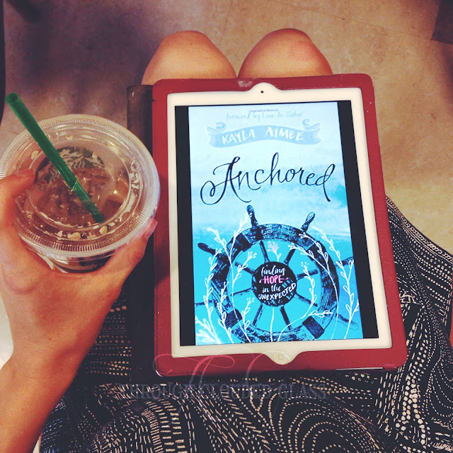 Anchored Book Review | Through Clouded Glass