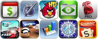 iPad Top Paid App Pack - (P2P)