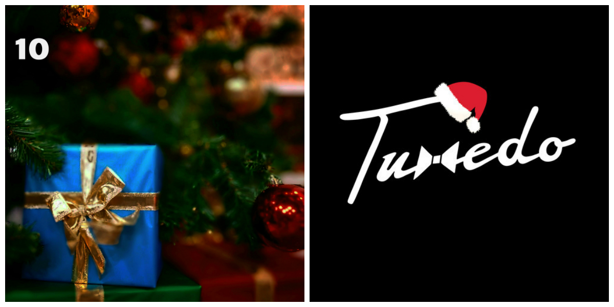 SOTD : Tuxedo - Wonderful Christmastime
