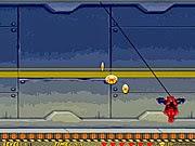 Người nhện đu dây, chơi game sieu nhan hay