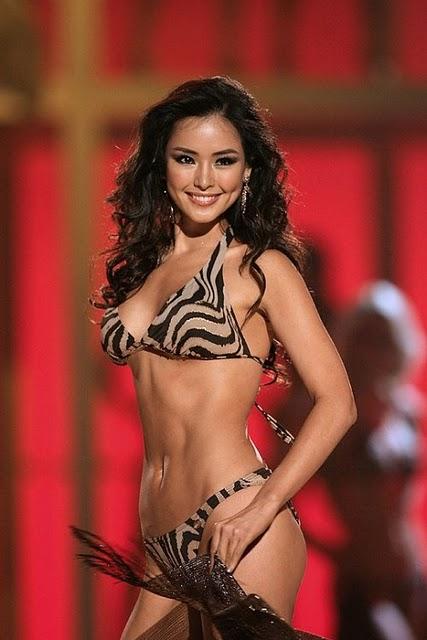 Honey Lee - Miss Korea bikini