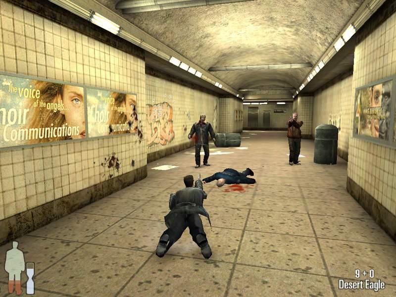 Max Payne 1 Pc Game Free Download Full Version