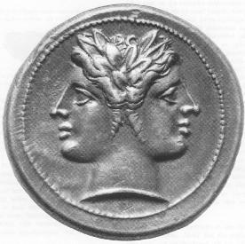 Roman God Janus