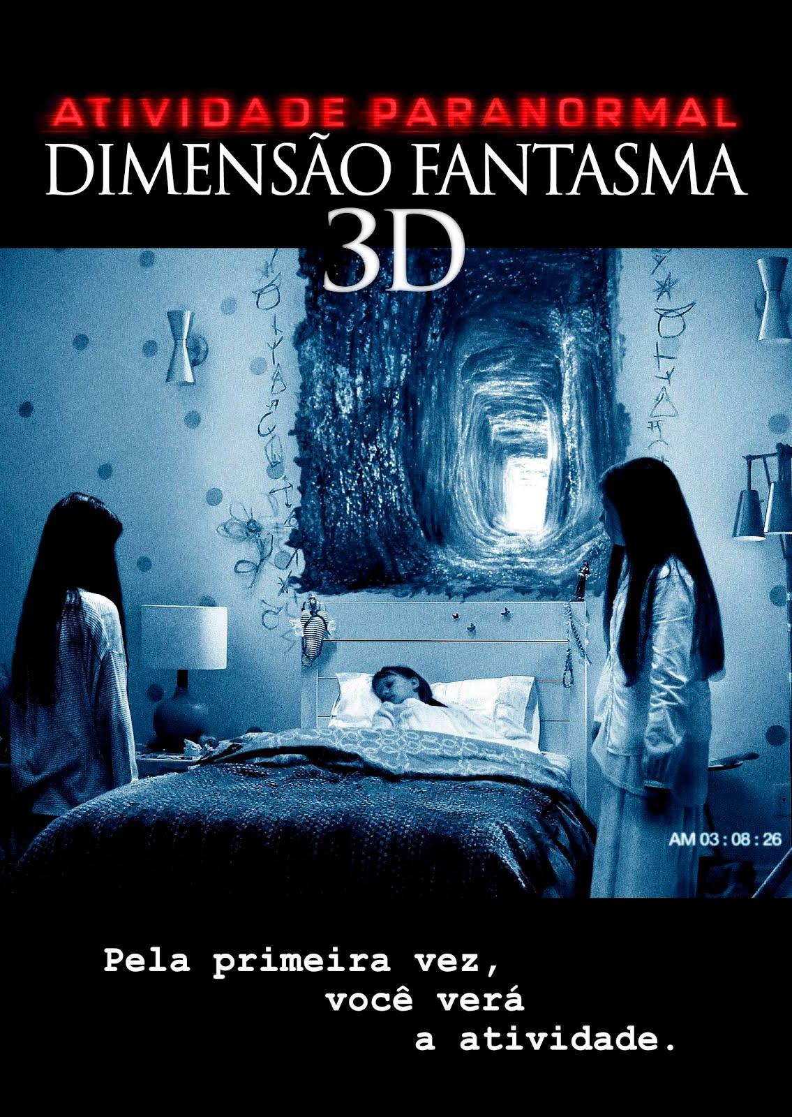 Assistir Atividade Paranormal: Dimensão Fantasma Dublado