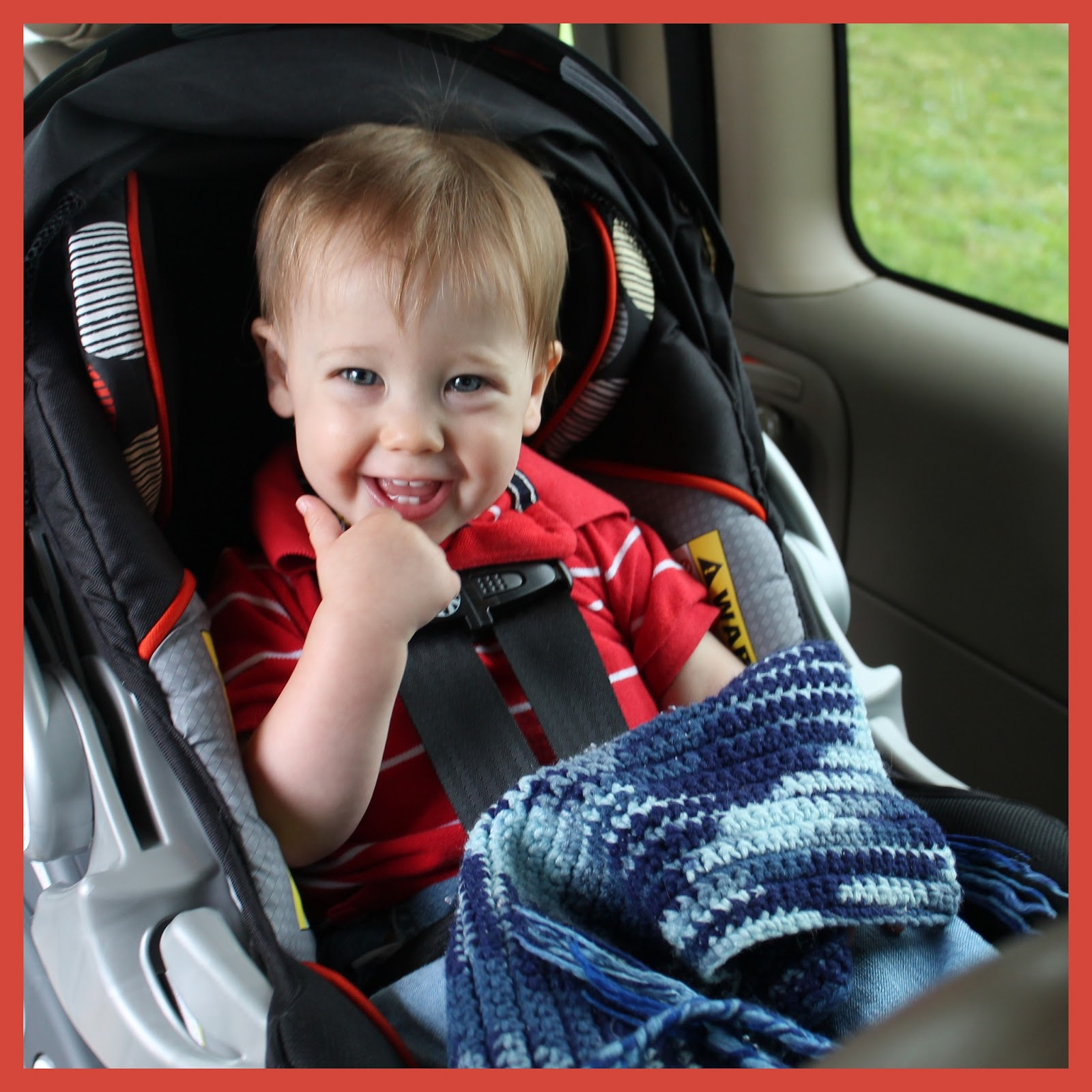 Baby Trend\'s Inertia Infant Car Seat Review - Thrifty Nifty Mommy