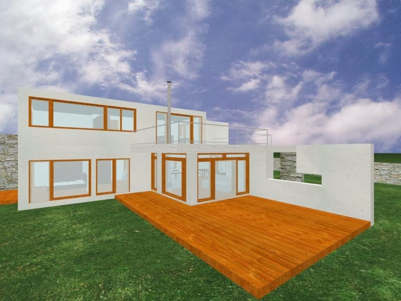 Arquitecto aguiar edificio for Arquitecto t4