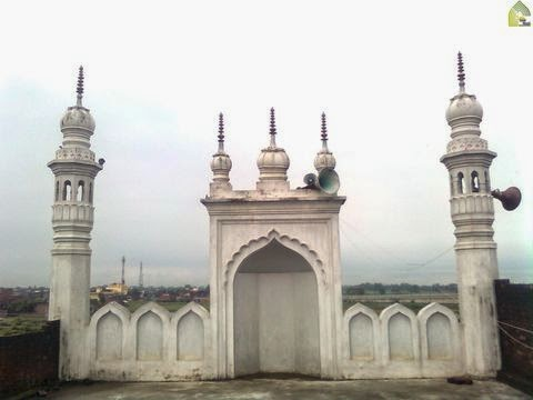 Rahmania Masjid - Hatta - UP