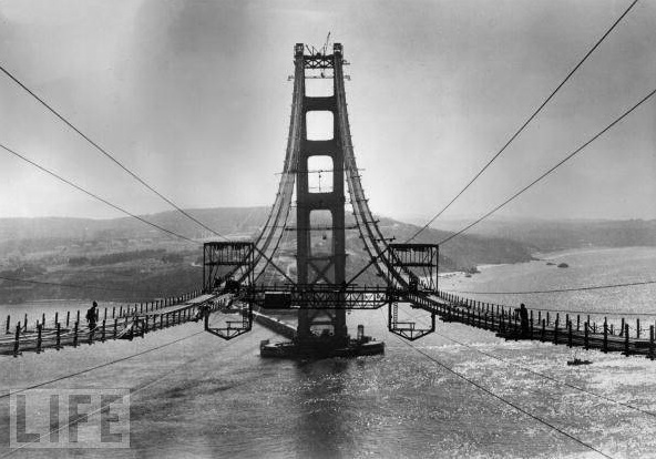All About The Golden Gate Bridge Amazing Photos Of The