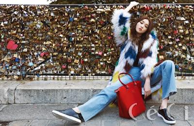 Lee Sung Kyung CeCi November 2015