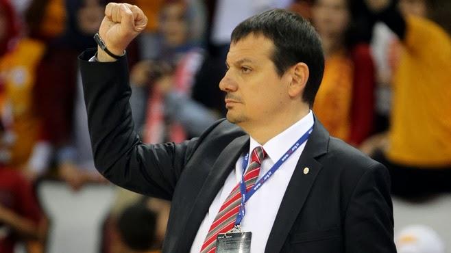 """Ergin Ataman: """"Euroleague için bir uzun takviyesi yapabiliriz."""""""