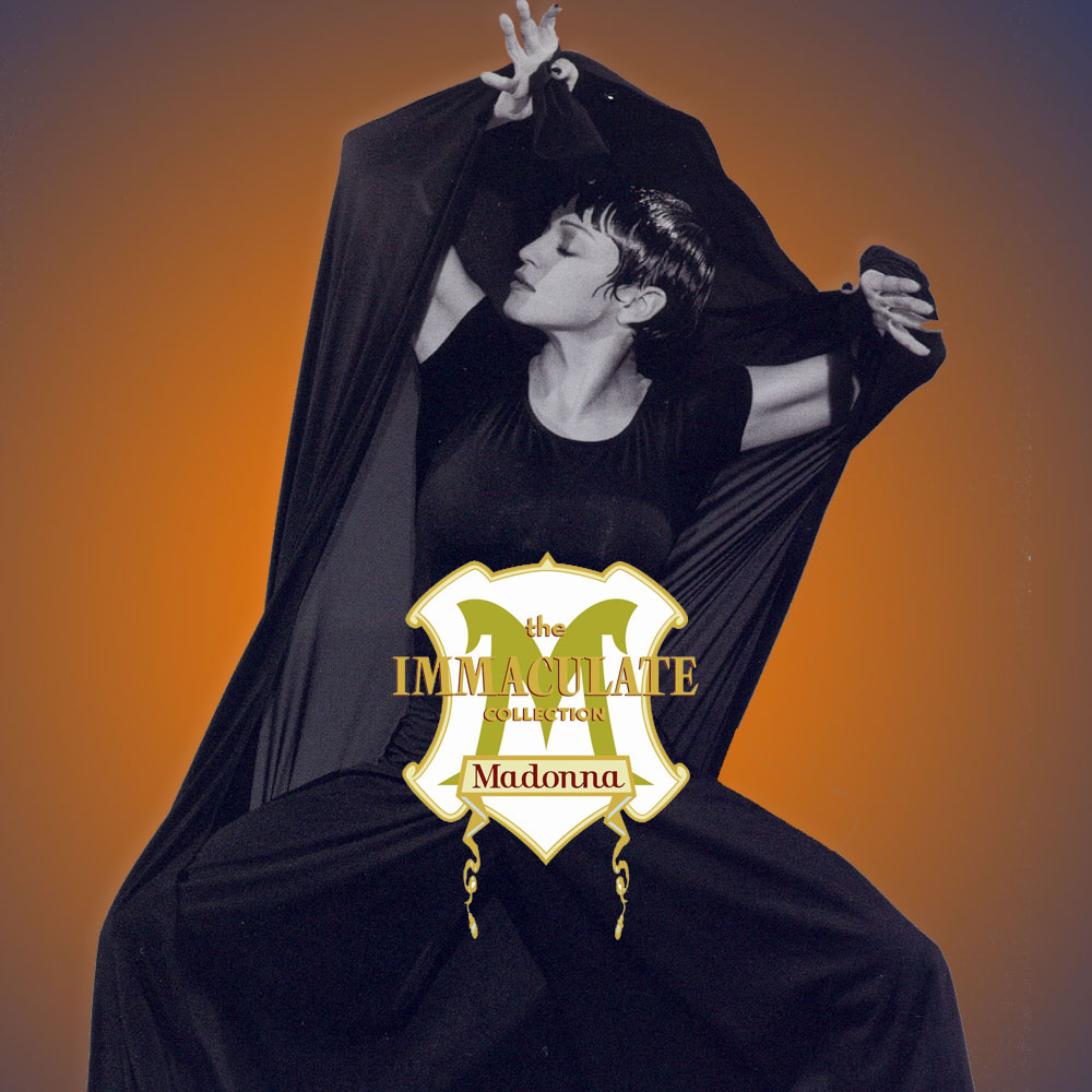 Madonna - The Immaculate Collection - 1
