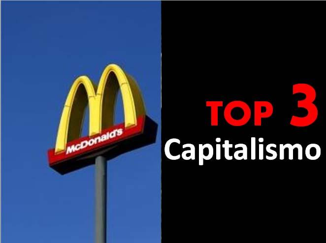 Top 3 - Capitalismo
