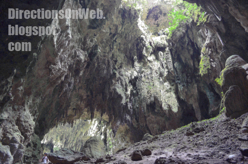 how to go to callao cave from tuguegarao