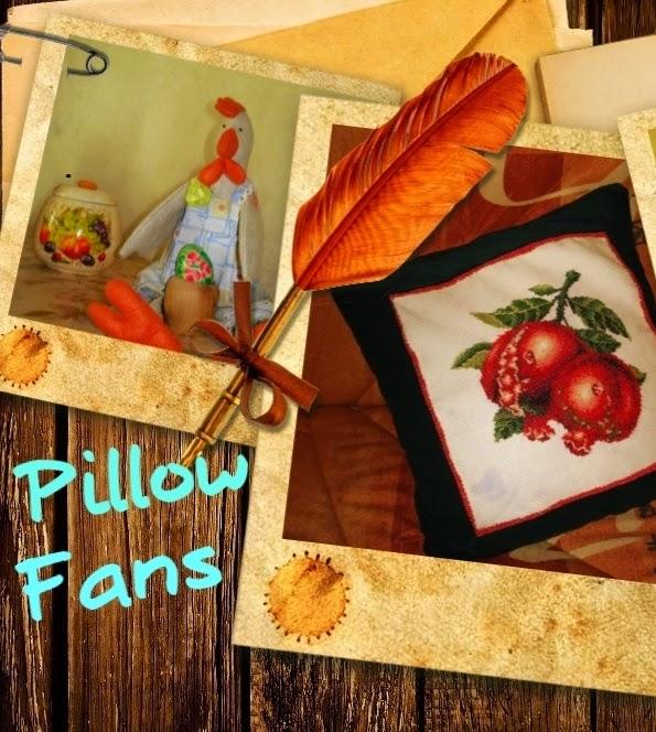 Блог про подушки