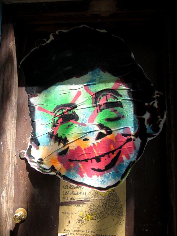 What, Me Street Art?