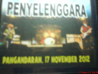 Pangandaran,Musik For All Parade Band