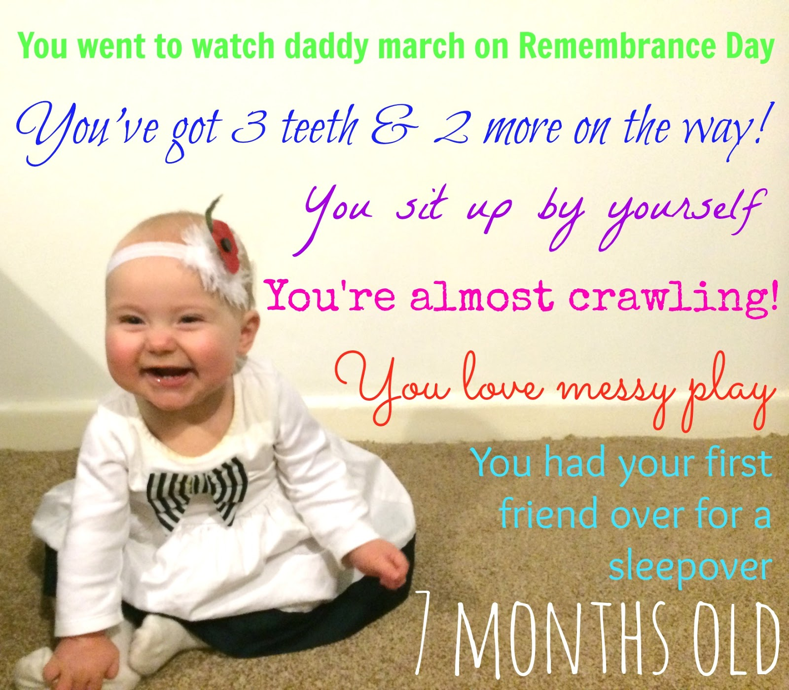 7 Month Old Baby Growth Chart Rebellions