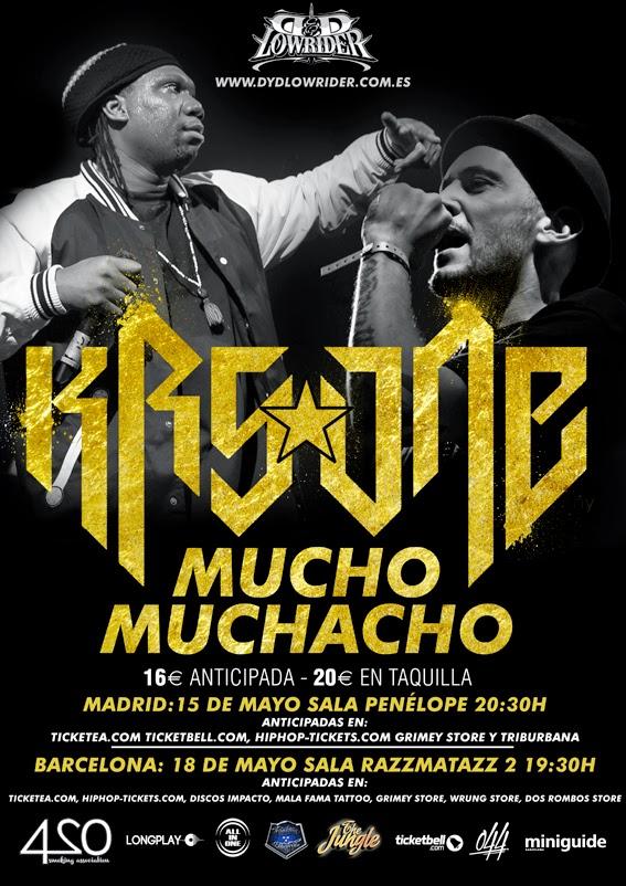 KRS-One, Mucho Muchacho