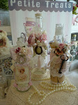 DECORATED BOTTLES - FOR SALE