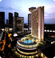 Selection of Singapore Hotel - PAN PACIFIC SINGAPORE