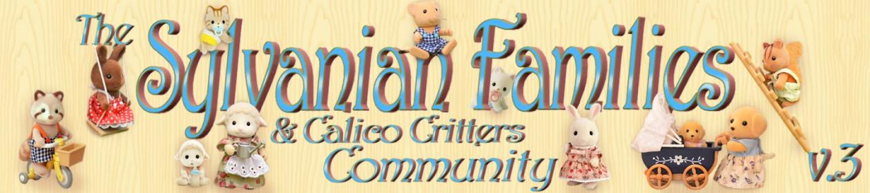 Sylvanian Families Forum