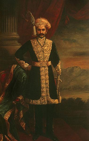 Maharaja ChamarajendraWadiyar of Mysore, in whose reign the Mysore ...: akshay-chavan.blogspot.com