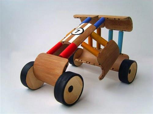 Juguetes, Accesorios y Muebles en Bambu, Material Ecoresponsable