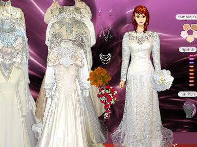 Juegos de Vestir novia - Juegos De Vestir Y Peinar A Novias