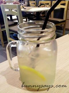 Honey Lemon drink