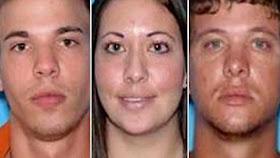 murder/mayhem: dougherty gang, fugitive siblings, captured in colorado