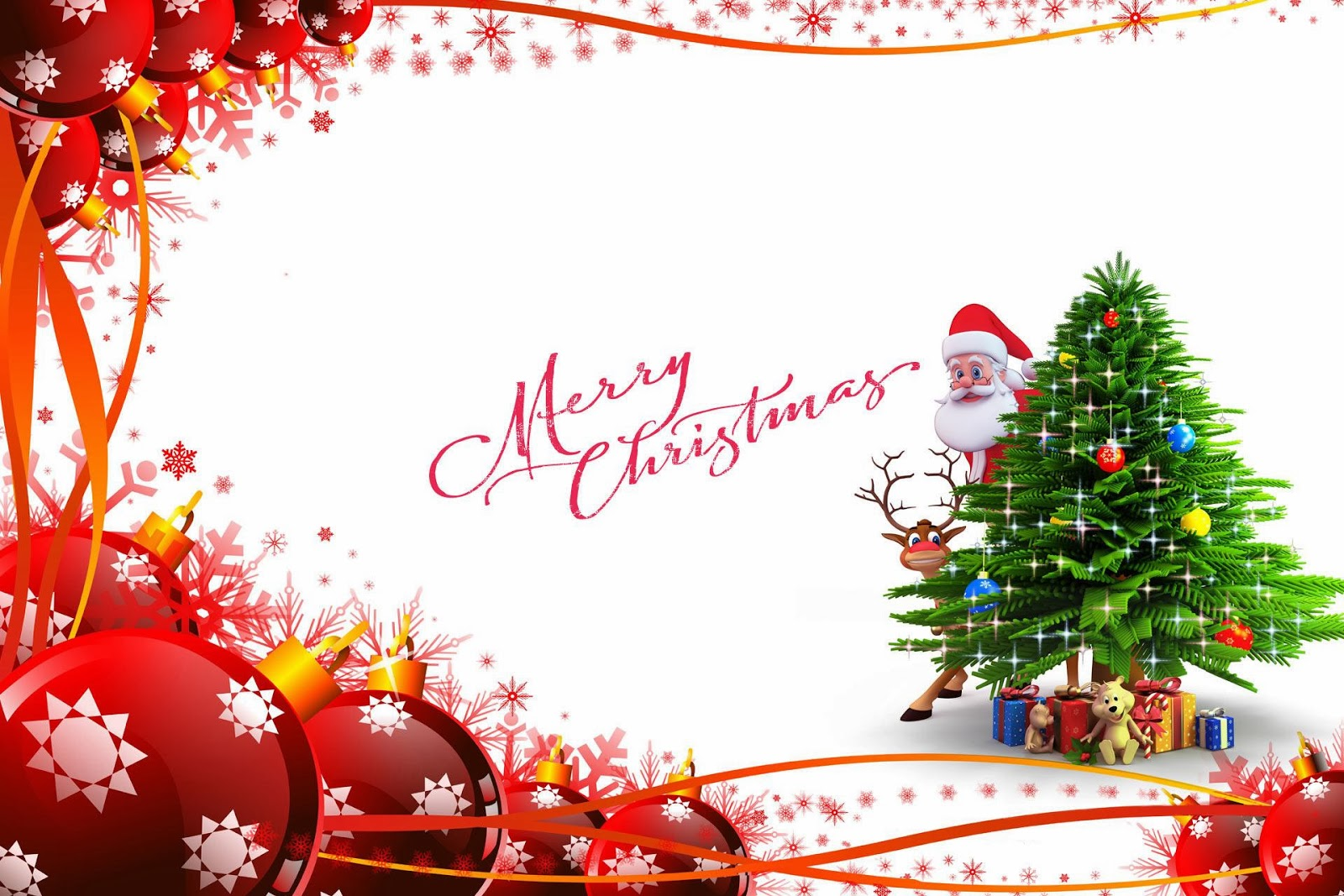 Advance Merry Christmas Day 2014 Wishes Quotes Greetings