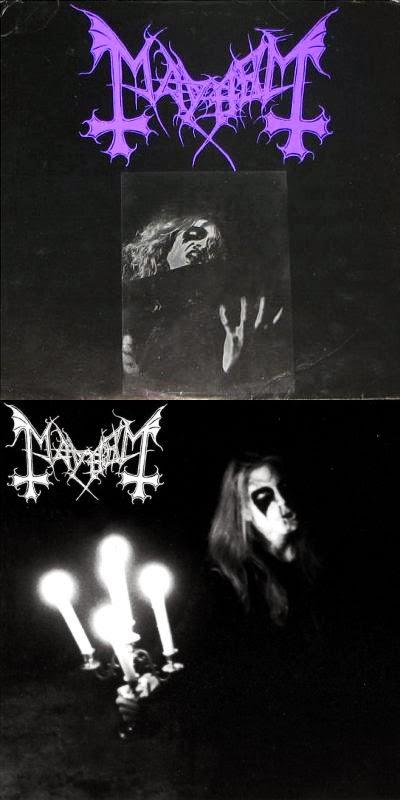 Mayhem Deathrehearsal